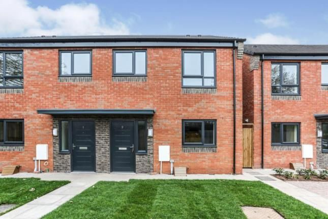 3 bed semi-detached house for sale in Wagon Lane, Solihull B92