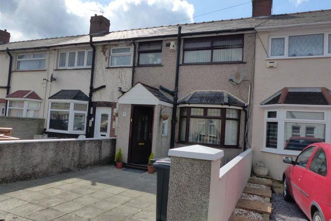Terraced house for sale in Barthropp Street, Newport