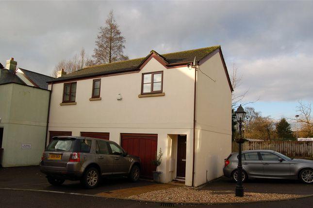 Thumbnail Flat to rent in Smithys Way, Sampford Peverell, Tiverton, Devon