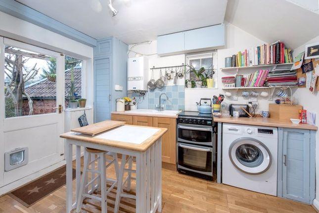 Kitchen of The Gardens, Sand Street, Milverton, Taunton TA4