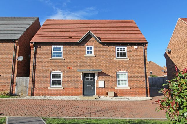 Thumbnail Detached house to rent in Sir Frank Williams Avenue, Gwp, Didcot, Oxon