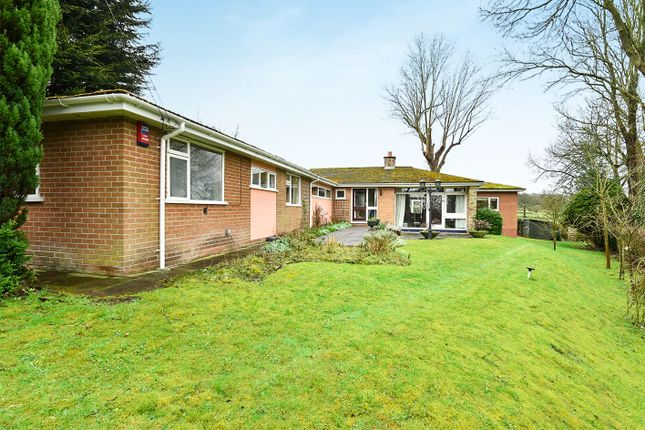 Thumbnail Bungalow for sale in Cornerfields, Portway, Coxbench, Derby, Derbyshire
