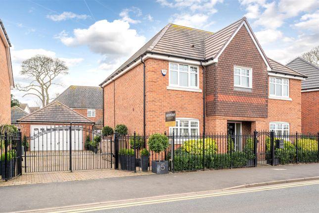 Thumbnail Detached house for sale in Whittington Road, Norton, Stourbridge