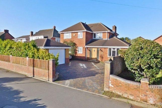 Thumbnail Detached house for sale in Anker Lane, Stubbington, Fareham