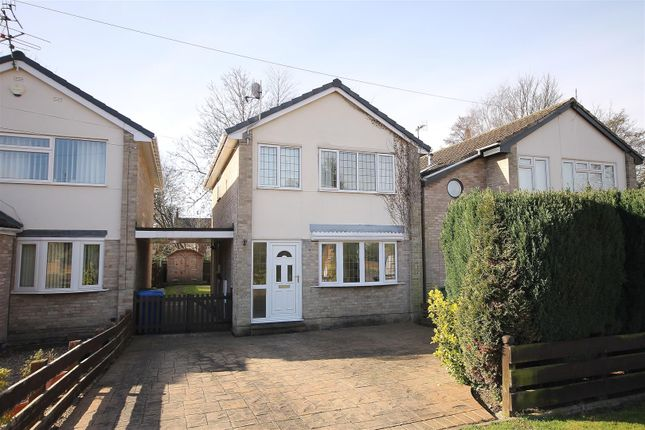 Thumbnail Detached house for sale in Ashgate Valley Road, Ashgate, Chesterfield