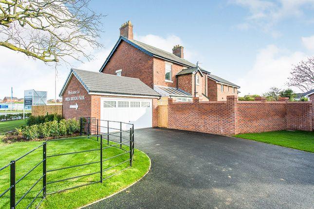 Thumbnail Detached house for sale in Church Road, Warton, Preston, Lancashire