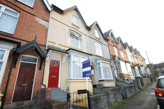 Thumbnail Property to rent in Oakly Road, Redditch