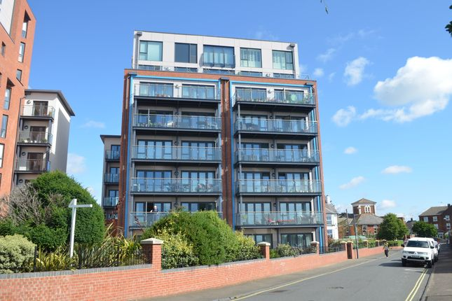 Thumbnail Flat for sale in Hamilton Gardens, Felixstowe