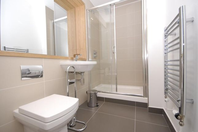 Shower of Beacon Point, 12 Dowells Street, London SE10