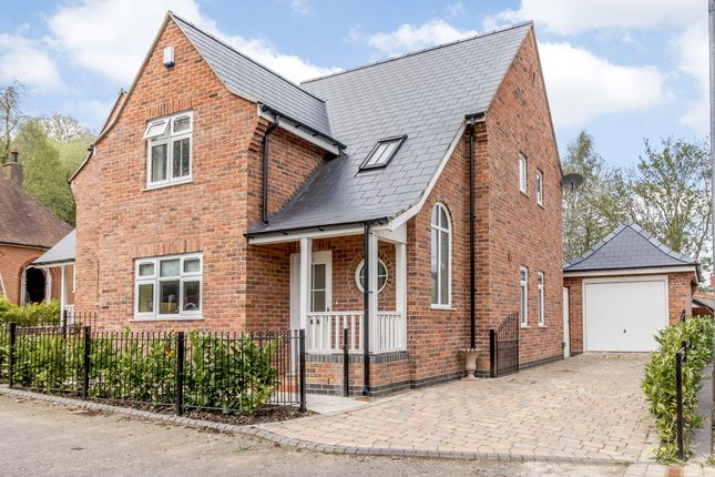 Thumbnail Detached house for sale in Church Hall Walk, Mold, Flintshire