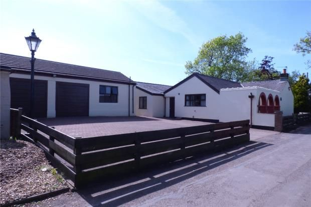 Thumbnail Detached bungalow for sale in Waterside Cottage, Tarraby, Carlisle, Cumbria