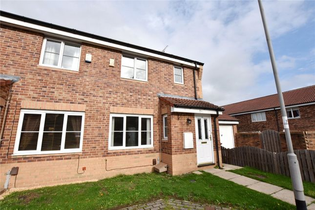 Thumbnail Semi-detached house to rent in Cornstone Fold, Farnley, Leeds