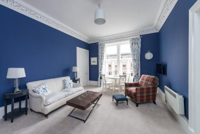Thumbnail Flat to rent in Lothian Road, Central, Edinburgh, 9Aw