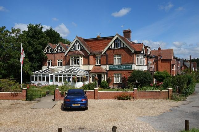 Thumbnail Hotel/guest house for sale in Southampton Road, Lyndhurst