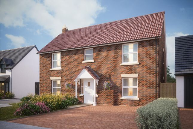 Thumbnail Detached house for sale in Hatterswood, Tanhouse Lane, Yate, Bristol