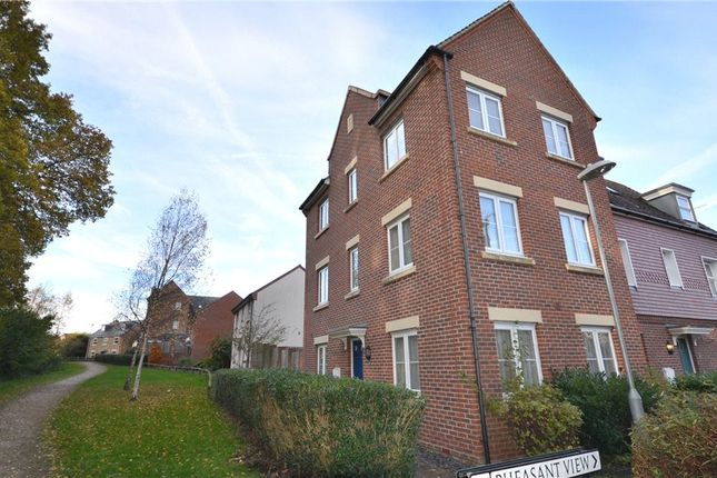 Thumbnail Semi-detached house to rent in Pheasant View, Bracknell