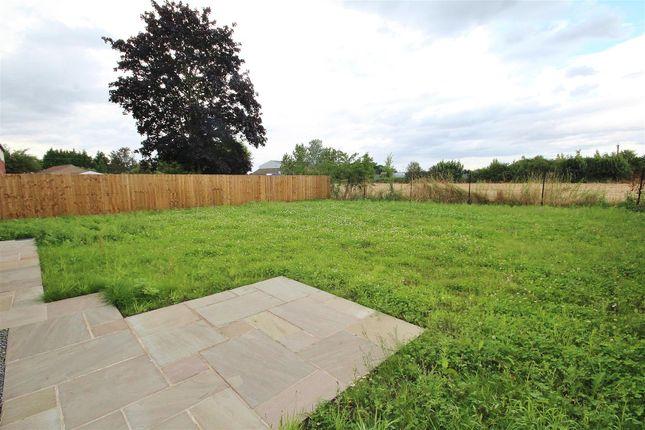 Garden of Hull Road, Hemingbrough, Selby YO8