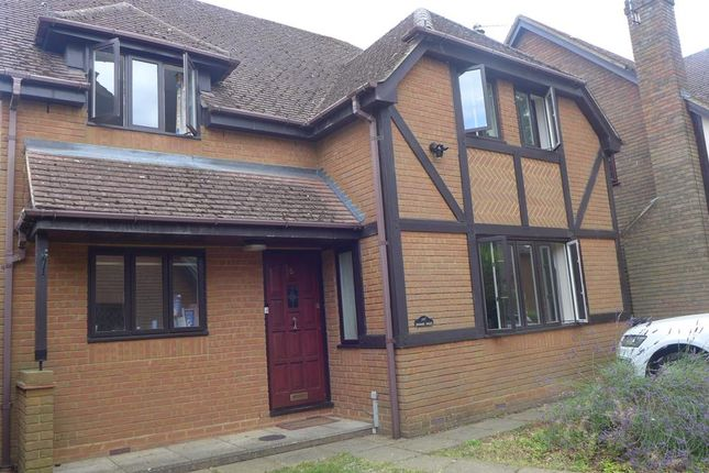 Thumbnail Detached house to rent in Berndene Rise, Princes Risborough