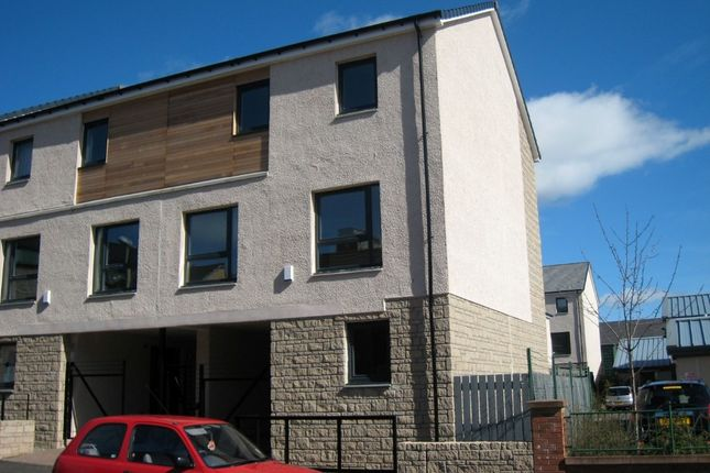 Thumbnail Semi-detached house to rent in Brown Constable Street, Stobswell, Dundee