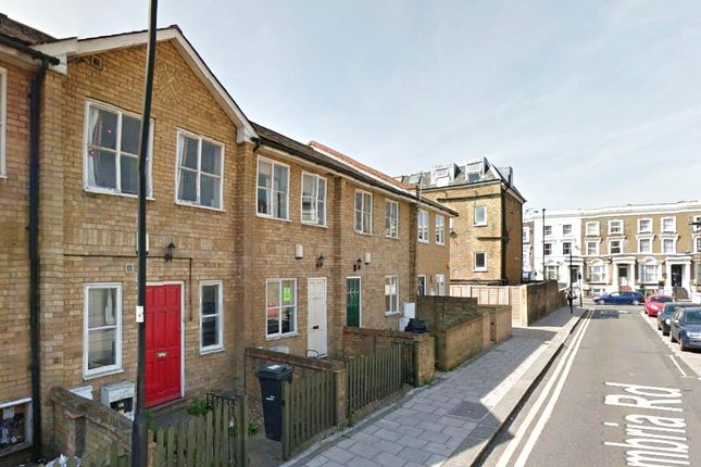Thumbnail Terraced house to rent in Cambria Road, Brixton