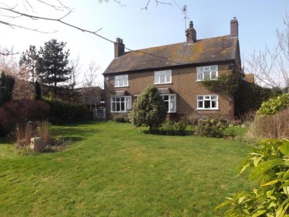 Thumbnail Detached house for sale in Woodhouse Lane, Haughton, Stafford