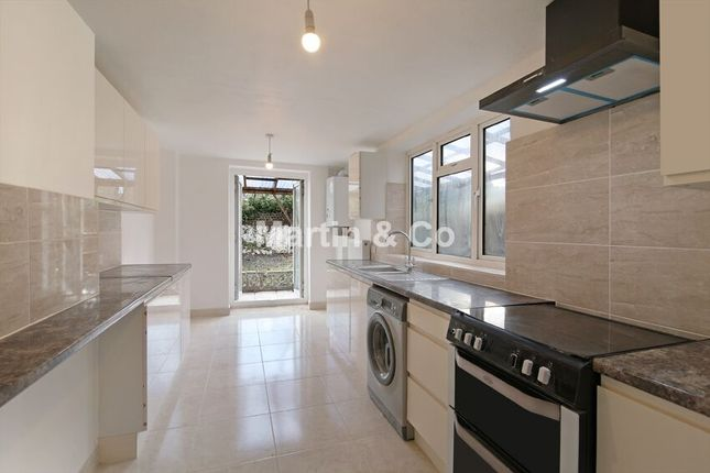 Thumbnail Terraced house to rent in Ventnor Road, London