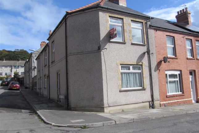 2 bed flat to rent in Harvey Street, Barry, Vale Of Glamorgan CF63