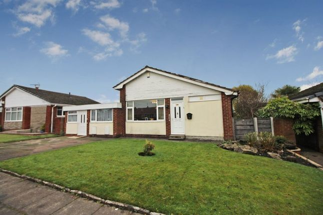 Thumbnail Detached bungalow for sale in Kennedy Drive, Bury