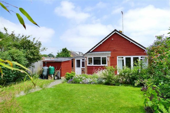 Thumbnail Detached bungalow for sale in Fairway, Calne