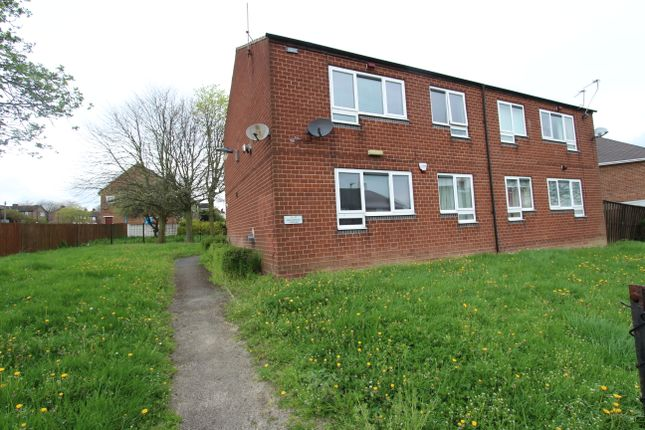 Thumbnail Flat to rent in Smelter Wood Crescent, Woodhouse, Sheffield
