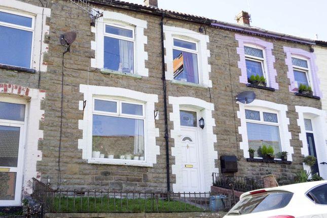 Thumbnail Terraced house for sale in Tylorstown -, Ferndale