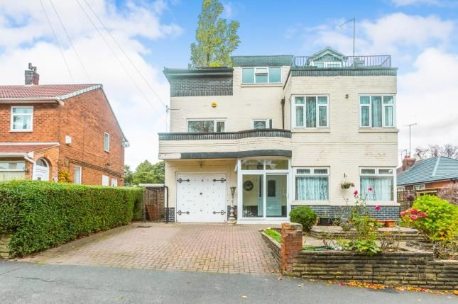 Thumbnail Detached house for sale in Brooklands Road, Crumpsall, Manchester, Greater Manchester