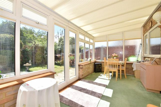 Conservatory of West Malling Way, Hornchurch, Essex RM12