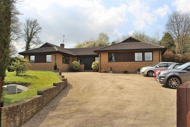 Thumbnail Detached bungalow for sale in Church End, Broxted, Dunmow