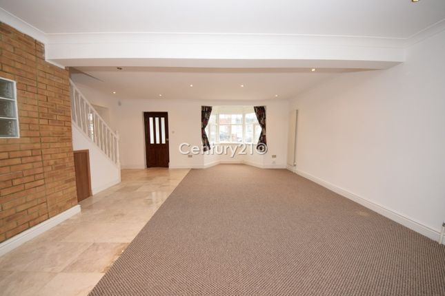 Thumbnail Semi-detached house to rent in Falmouth Gardens, Ilford