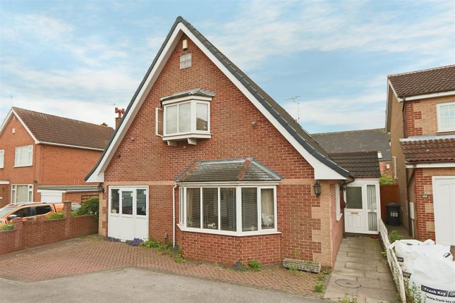Thumbnail Detached house for sale in Cross Street, Arnold, Nottingham