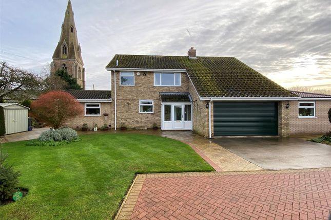 4 bed farmhouse for sale in Green Lane, Threekingham, Sleaford NG34