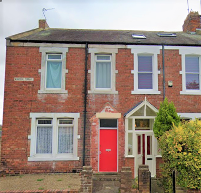 5 bed end terrace house to rent in Windsor Terrace, South Gosforth, Newcastle Upon Tyne NE3