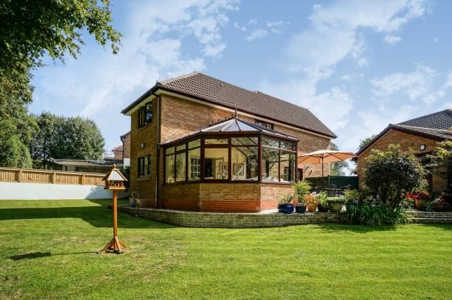 Thumbnail Detached house for sale in Derriford, Plymouth, Devon