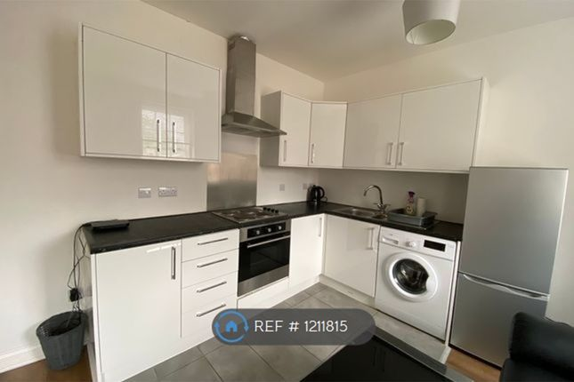 Thumbnail Flat to rent in Princess Road West, Leicester