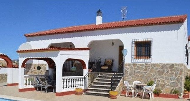 4 bedroom villa for sale in 4 Double Bedromed Detached Country Villa, Albox, Almeria