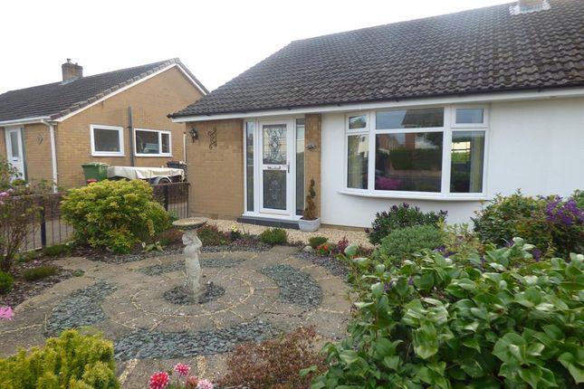Thumbnail Semi-detached bungalow for sale in Holmrook Road, Carlisle CA27Tg
