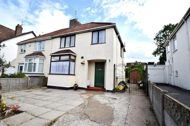 Thumbnail Semi-detached house for sale in Henleaze Road, Henleaze, Bristol