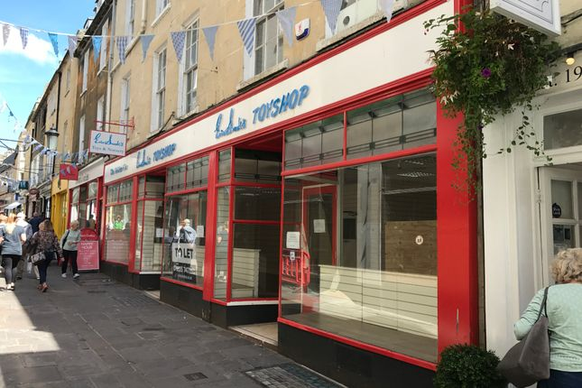 Thumbnail Retail premises to let in Union Passage, Bath