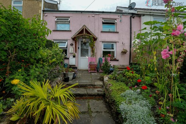 Thumbnail Terraced house for sale in Queen Street, Nantyglo, Ebbw Vale, Blaenau Gwent