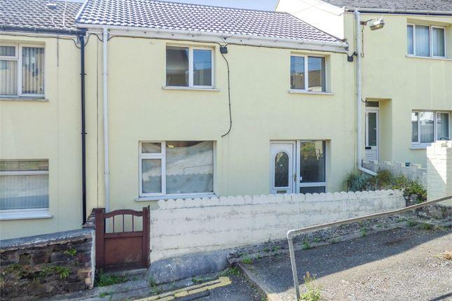Islwyn Terrace, Tredegar, Blaenau Gwent NP22