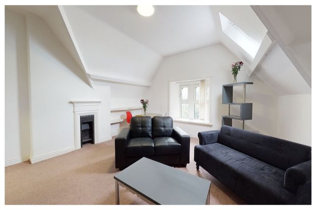 Thumbnail Flat to rent in Whitefield Terrace Greenbank Road, Plymouth