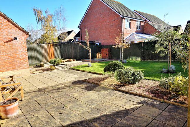 Rear Garden of Harebell Drive, Thatcham RG18