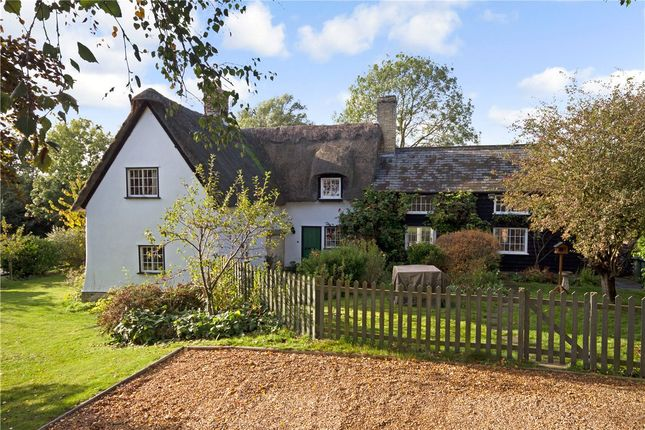 Thumbnail Detached house for sale in Brookside, Toft, Cambridge