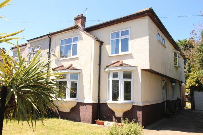 Thumbnail Semi-detached house for sale in Palmar Crescent, Bexleyheath